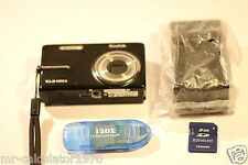 Kodak EASYSHARE M1073 IS 10.2 MP-Negro