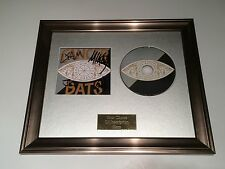 SIGNED/AUTOGRAPHED CANCER BATS - SEARCHING FOR ZERO FRAMED CD PRESENTATION