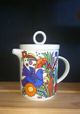 Villeroy & and Boch ACAPULCO coffee / hot water / tea pot with lid EXCELLENT