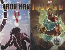 GUIDEBOOK TO THE MARVEL CINEMATIC UNIVERSE: IRONMAN & IRONMAN 2 MARVEL COMICS!