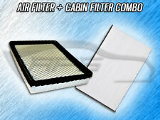 AIR FILTER CABIN FILTER COMBO FOR 2005 2006 2007 2008 2009 BUICK LACROSSE