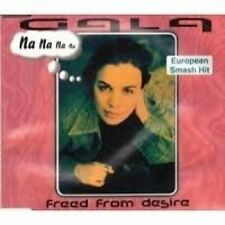 Gala Freed from desire (1996) [Maxi-CD]