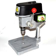 340W Mini Table Electric Drill Press 220V Drill Bits Power Tools 0.6mm-6.5mm