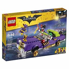 LEGO BATMAN MOVIE The Joker Notorious Lowrider 70906 NEW! Free Shipping!