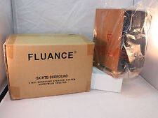 Fluance SX-HTB 2 Way Surround Speaker Neodymium Tweeter