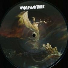 WOLFMOTHER Woman 2006 US Limited Edition VINYL PICTURE DISC