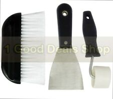 Wallpaper Hanging Set Paper Hanging 17cm Brush Seam Roller 7.5cm Scrapper Tool