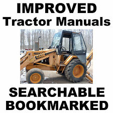 Case 480c 480CK series C Tractor Illustrated PARTS MANUAL CATALOG SEARCHABLE CD