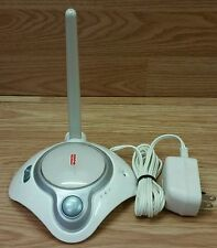 Fisher Price Sounds & Lights Baby Monitor w/o Receivers w/ AC Power Supply!