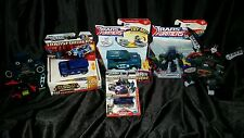 Transformers cassettes animated soundwave soundblaster lot