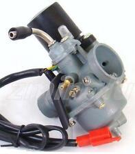 New Carburetor for 2 Stroke Dinli 50cc 70cc 110cc ATV Carb Electric Chock