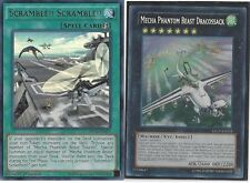 Mecha Phantom Beast Budget Deck - Concoruda - Dracossack - 42 Cards - NM