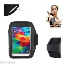 Sport Gym Armband Case Cover para   movil Divinity Smartphone   Funda  NEOPRENO