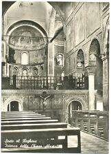 SESTO AL REGHENA - INTERNO DELLA CHIESA ABAZIALE (PORDENONE) 1957