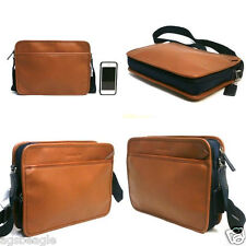 Coach F71539 Expandable Leather Flight Case Saddle Agsbeagle #COD Paypal