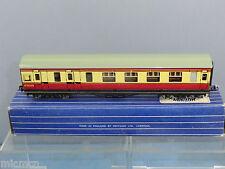 HORNBY DUBLO 2/3 RAIL MODEL No.D12 / 32018 BR Mk.1 BRAKE/THIRD COACH  MIB