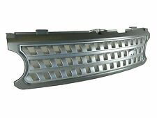Silver+Grey Merc ML Style front grille for Range Rover L322 2005-09 supercharged