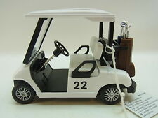 Lot 22050 | golfcar 1:18 M. propulsion incroyable Golf Club Caddy Cadeau Golfeur Neuf