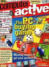 Computer Active Magazine 1999 Issue 33 .. Printing on an ENVELOPE ... SAFE MODE