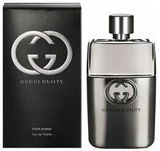 GUILTY Pour Homme by Gucci 3.0 / 3 oz 90 ml EDT Cologne for Men Tester