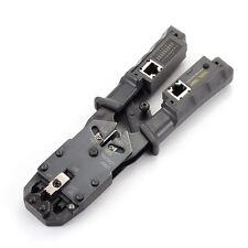 RJ11 RJ12 RJ45 RJ9 6P DEC 8P 6P Network LAN Cable Crimper Stripper Cutter Pliers