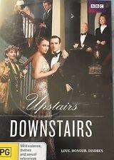 Upstairs Downstairs BBC 2-Disc Set  Region 4  DVD VGC