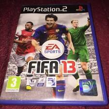 FIFA 13 ps2 PLAYSTATION 2