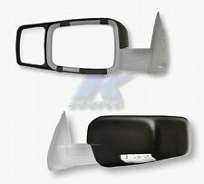 DODGE RAM 2500 3500, 2010 2011 2012 2013-15 2016 SNAP ON TOW MIRROR EXTENSION