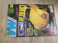 $$ Super VW Mag N°95 Combi Buggy Cox Carmann...