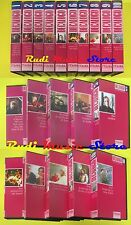 film LOTTO 10 VHS DECALOGO 1990 L'UNITA' CINEMA 1-10 non uccidere (F62**) no dvd