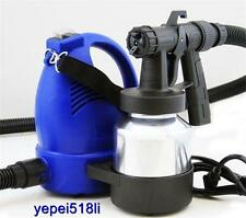 NEW Electric Easy Paint Spray Gun Painter HVLP Zoom Through House Painting Jobs