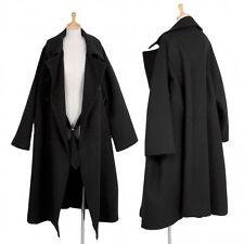 Yohji Yamamoto FEMME Melton wool Coat Size 2(K-39418)