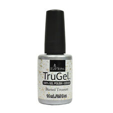 EzFlow TruGel Soak Off Uv Gel Polish 563 Buried Treasure 0.5oz