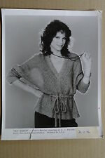 (X08)US-Pressefoto PAMELA HENSLEY - Matt Houston 1986