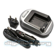 Camera Battery Charger Canon NB-3L NB3L IXUS 30 700 750 i Zoom II II2 Wall+Car