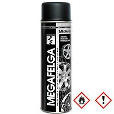1 x 500ml schwarz matt Felgenlack Lackspray Felgenspray Lack Tuning 22 543