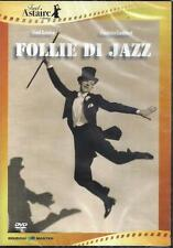 Dvd **FOLLIE DI JAZZ** con Fred Astaire Paulette Goddard nuovo 1940