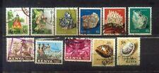 Kenya Uganda Tanganyika KUT Stamps Lot 1