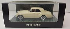 ●NEW●Bentley Continental Flying Spur SI 1:43 Minichamps RARE CAR ONLY 2016pc●BB1