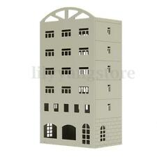 Outland Models Railway Modern City Building Curved Top Shopping Centre N Scale
