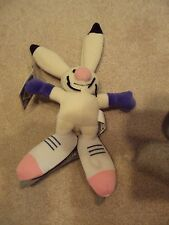 Power the Skating rabbit - 2002 SLC Mascot