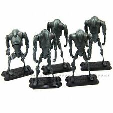 Lot 5 Pcs NEW STAR WARS saga legends SUPER BATTLE DROID SL-28 figure S388