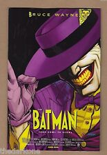 BATMAN #40  THE MASK JOKER VARIANT COVER DC COMICS DEATH OF BATMAN AND JOKER