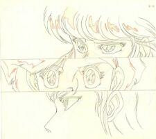 Anime Genga not Cel Bubble Gum Crisis #59