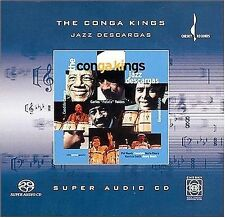Jazz Descargas by The Conga Kings (CD, 2001, Chesky)