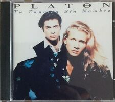 PLATON - Tu Cancion Sin Nombre CD IMPORT from Spain Nuevo / Locomia Loco Mia