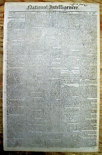 1811 newspaper CANADA DESCRIBED in detail just before start of the WAR OF 1812