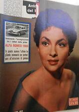 TEMPO 31 Gennaio 1953 Gina Lollobrigida Piero Varenna Gino Bartali Chaplin di e