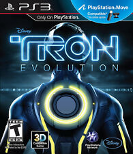 TRON: Evolution PS3 New Playstation 3