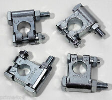 Military Battery Terminals -2 Sets - Heavy Duty Terminals For Off-Road Vehicles